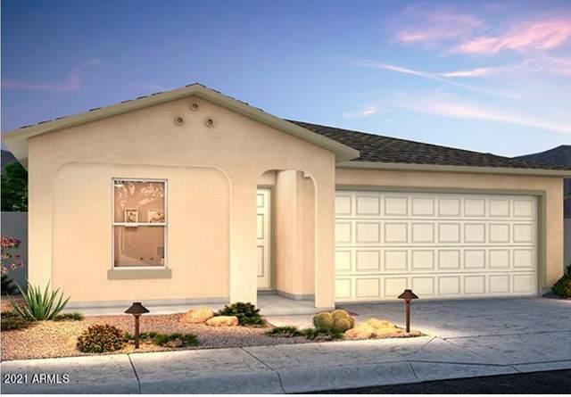 160 S Seneca Drive, Eloy, AZ 85131 (MLS #6212632) :: Yost Realty Group at RE/MAX Casa Grande