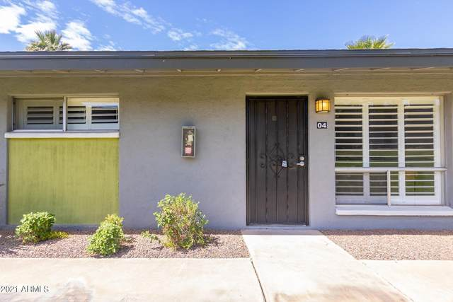 7141 N 16TH Street #4, Phoenix, AZ 85020 (MLS #6212674) :: Kepple Real Estate Group