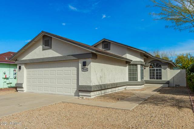 3648 W Wahalla Lane, Glendale, AZ 85308 (MLS #6212679) :: The Carin Nguyen Team