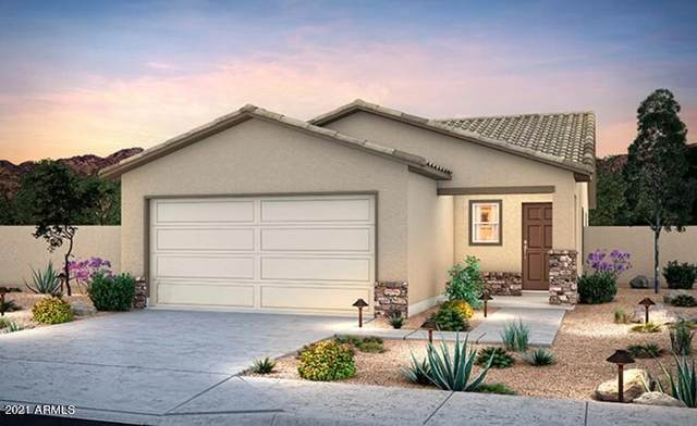 121 S Seneca Drive, Eloy, AZ 85131 (MLS #6212686) :: Yost Realty Group at RE/MAX Casa Grande