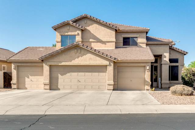 10114 E Lomita Avenue, Mesa, AZ 85209 (MLS #6212720) :: Executive Realty Advisors
