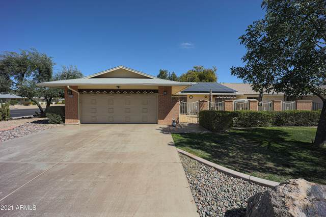 12738 W Maplewood Drive, Sun City West, AZ 85375 (MLS #6212797) :: The Garcia Group