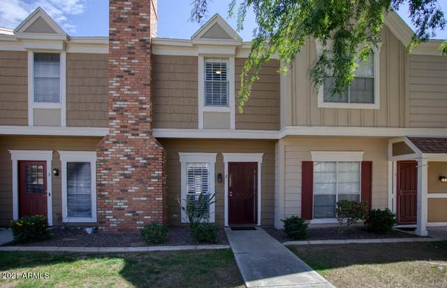 18837 N 34TH Drive #2, Phoenix, AZ 85027 (MLS #6212814) :: Executive Realty Advisors
