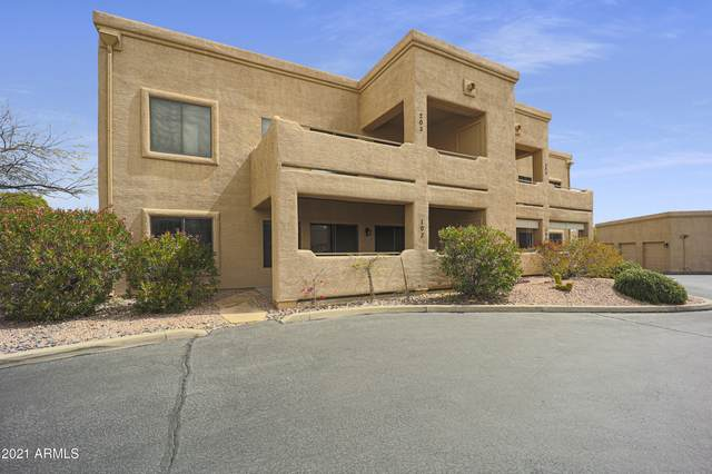16631 E Westby Drive #103, Fountain Hills, AZ 85268 (MLS #6212846) :: The Newman Team