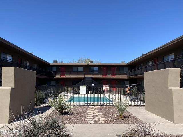 310 W Earll Drive #203, Phoenix, AZ 85013 (MLS #6212847) :: Relevate | Phoenix