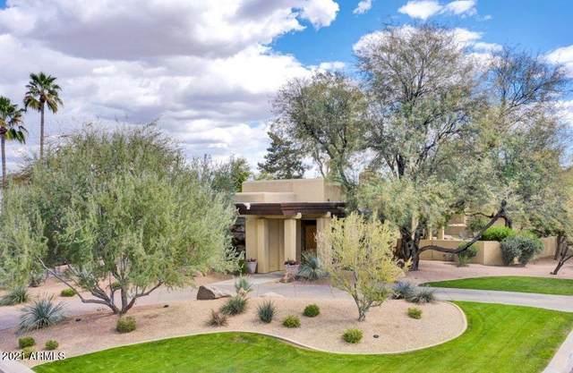 8487 N Canta Bello, Paradise Valley, AZ 85253 (MLS #6212872) :: Devor Real Estate Associates