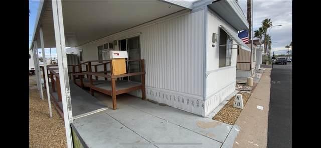 7807 E Main Street H19, Mesa, AZ 85207 (MLS #6212912) :: TIBBS Realty