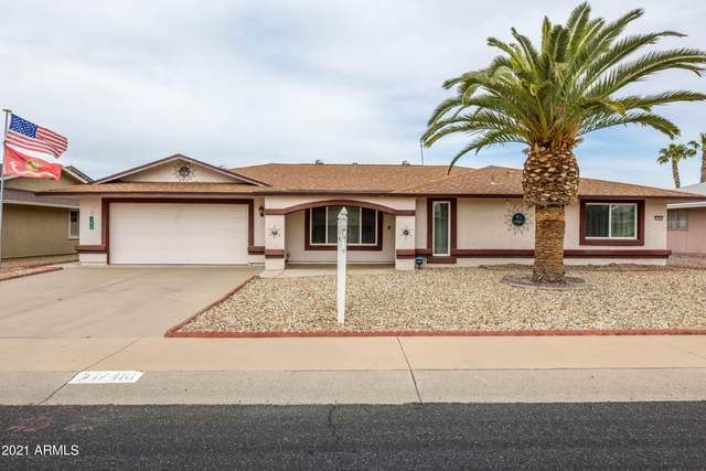 17410 N Calico Drive, Sun City, AZ 85373 (MLS #6212919) :: Devor Real Estate Associates