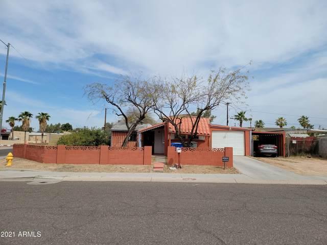 2602 E Kelton Lane, Phoenix, AZ 85032 (MLS #6212936) :: Yost Realty Group at RE/MAX Casa Grande