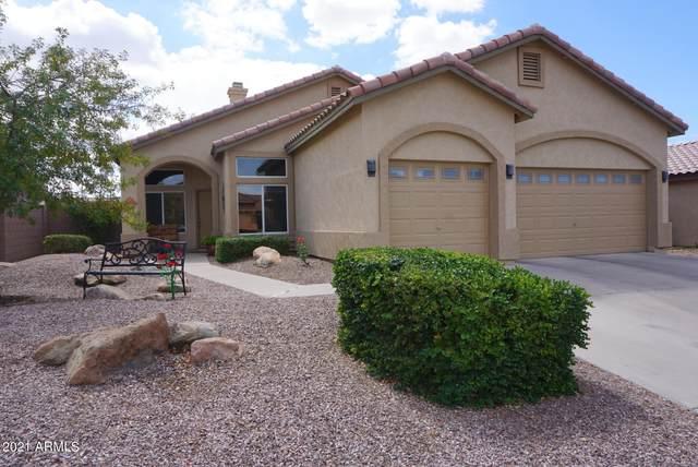 10731 E Emelita Avenue, Mesa, AZ 85208 (MLS #6212958) :: Yost Realty Group at RE/MAX Casa Grande