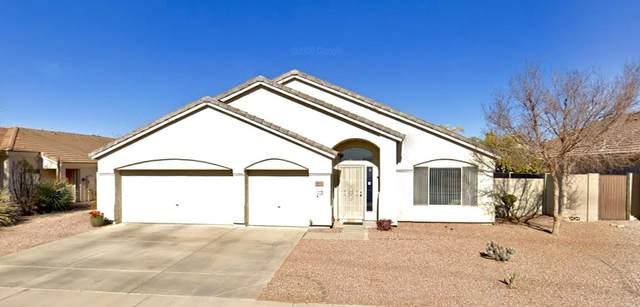 8544 E Peralta Avenue, Mesa, AZ 85212 (MLS #6212979) :: Yost Realty Group at RE/MAX Casa Grande