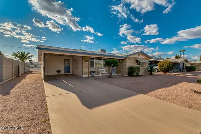 1114 S Ocotillo Drive, Apache Junction, AZ 85120 (MLS #6212991) :: Klaus Team Real Estate Solutions