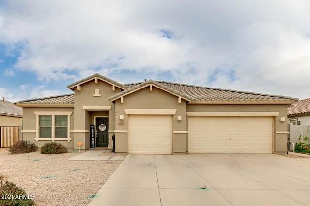 10827 E Sunflower Court, Florence, AZ 85132 (MLS #6213024) :: Yost Realty Group at RE/MAX Casa Grande