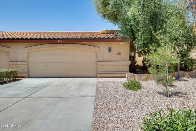 720 N Jentilly Lane, Chandler, AZ 85226 (MLS #6213029) :: The Dobbins Team