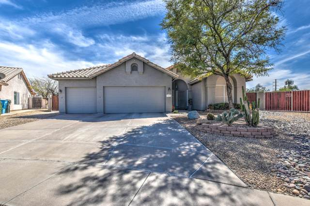 18636 N 33RD Place, Phoenix, AZ 85050 (MLS #6213045) :: Executive Realty Advisors