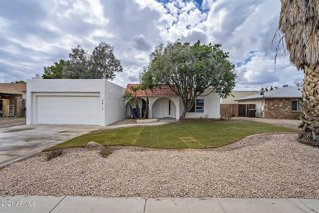 2413 E Inverness Avenue, Mesa, AZ 85204 (MLS #6213053) :: Devor Real Estate Associates