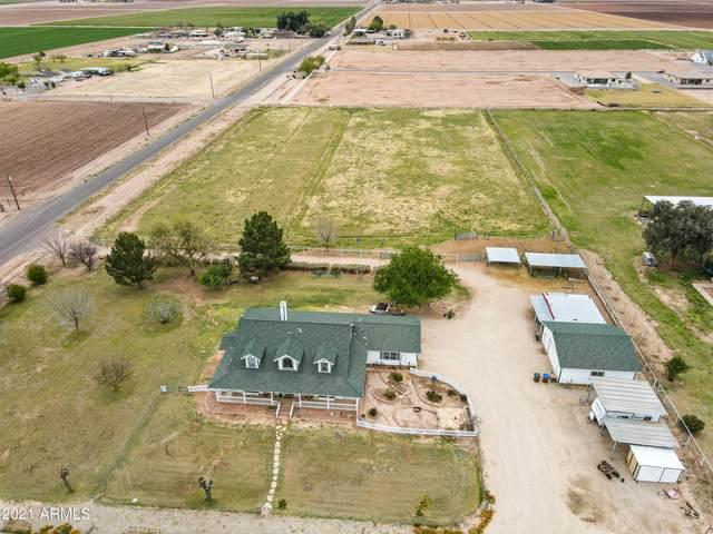 1351 E Stetson Lane, Coolidge, AZ 85128 (MLS #6213073) :: Yost Realty Group at RE/MAX Casa Grande