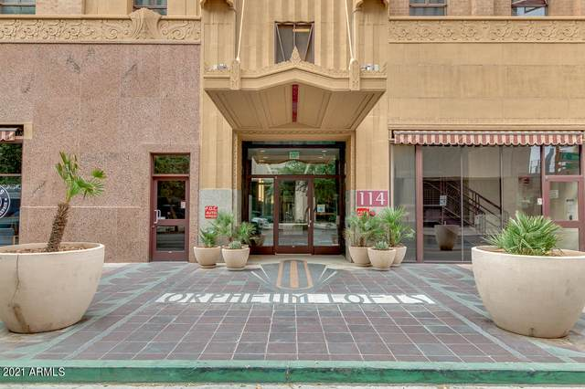 114 W Adams Street #203, Phoenix, AZ 85003 (MLS #6213076) :: My Home Group