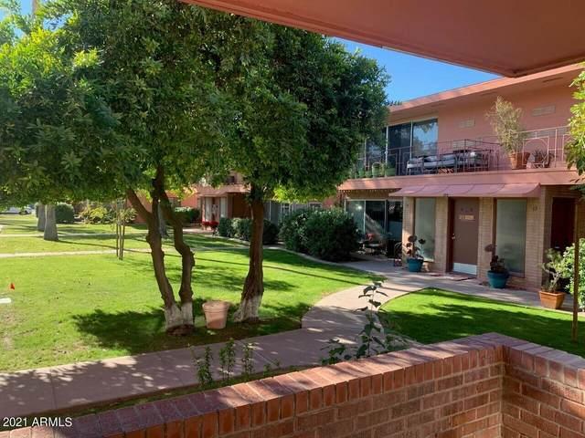 140 E Coronado Road #18, Phoenix, AZ 85004 (MLS #6213086) :: Yost Realty Group at RE/MAX Casa Grande