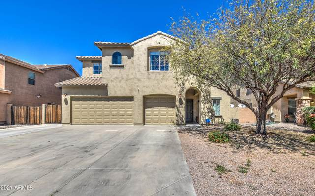 744 E Kapasi Lane, San Tan Valley, AZ 85140 (MLS #6213102) :: The Daniel Montez Real Estate Group
