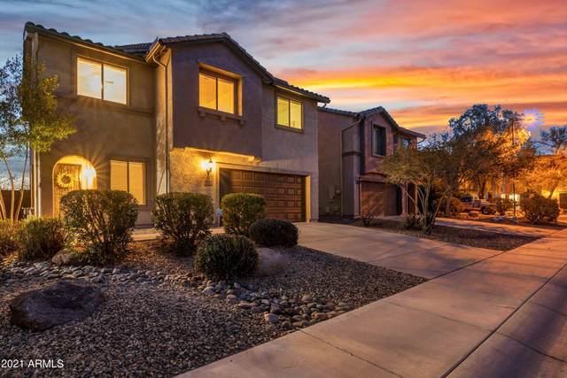 2656 N Palo Verde Drive, Florence, AZ 85132 (#6213117) :: The Josh Berkley Team