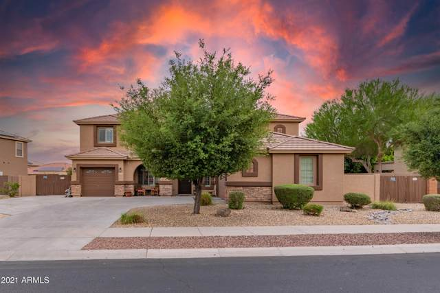 14161 W Poinsettia Drive, Surprise, AZ 85379 (MLS #6213184) :: Devor Real Estate Associates