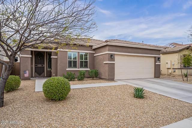 18541 W Palo Verde Avenue, Waddell, AZ 85355 (MLS #6213188) :: The Laughton Team