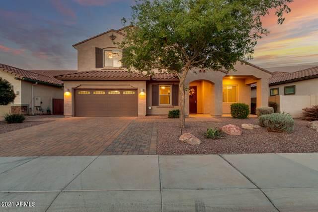 4931 S Quiet Way, Gilbert, AZ 85298 (MLS #6213224) :: Yost Realty Group at RE/MAX Casa Grande