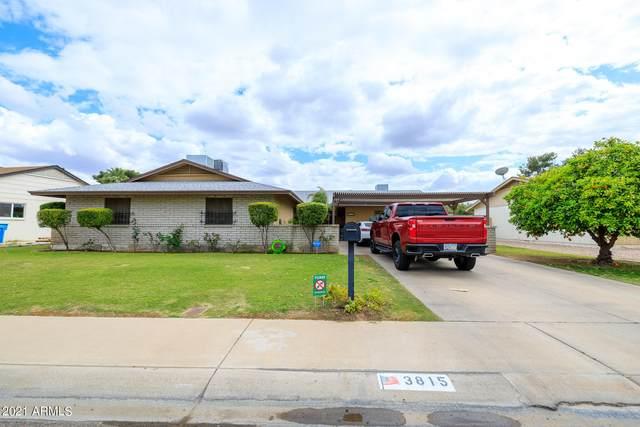 3815 W Brown Street, Phoenix, AZ 85051 (MLS #6213225) :: Yost Realty Group at RE/MAX Casa Grande