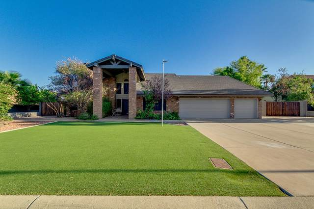 7763 W Libby Street, Glendale, AZ 85308 (MLS #6213230) :: Yost Realty Group at RE/MAX Casa Grande