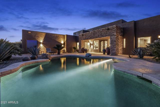13946 E Windstone Trail, Scottsdale, AZ 85262 (MLS #6213250) :: Yost Realty Group at RE/MAX Casa Grande