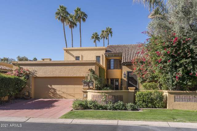 7330 E Palo Verde Drive #13, Scottsdale, AZ 85250 (MLS #6213274) :: Keller Williams Realty Phoenix