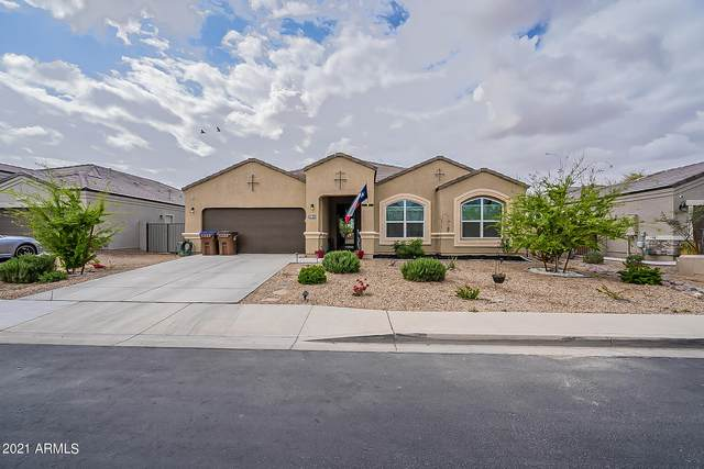 38115 W Nina Street, Maricopa, AZ 85138 (MLS #6213300) :: Yost Realty Group at RE/MAX Casa Grande