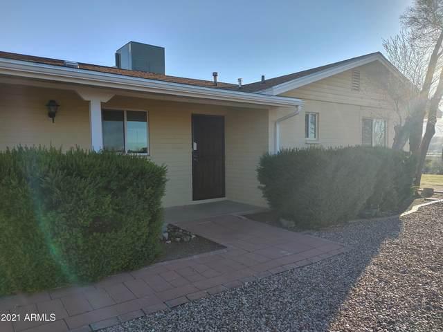 812 E Skyline Drive, Globe, AZ 85501 (MLS #6213309) :: Yost Realty Group at RE/MAX Casa Grande