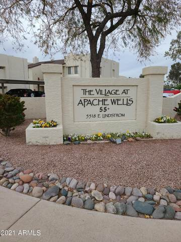 5518 E Lindstrom Lane #2009, Mesa, AZ 85215 (MLS #6213363) :: The Carin Nguyen Team