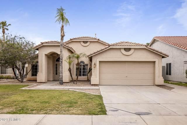 337 E Devon Drive, Gilbert, AZ 85296 (MLS #6213371) :: Yost Realty Group at RE/MAX Casa Grande