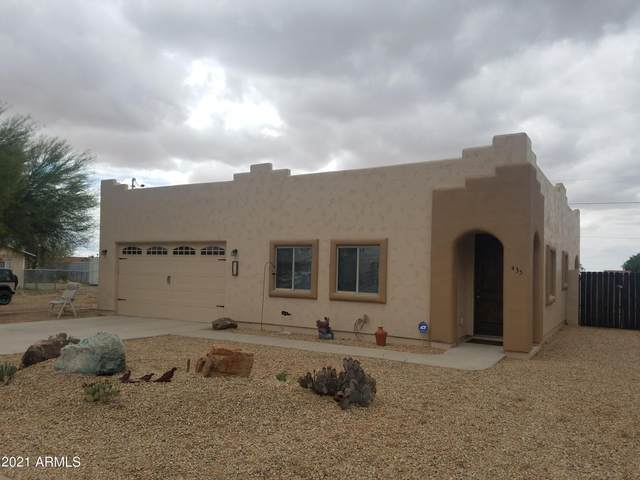 435 Reizen Drive, Morristown, AZ 85342 (MLS #6213394) :: The Property Partners at eXp Realty