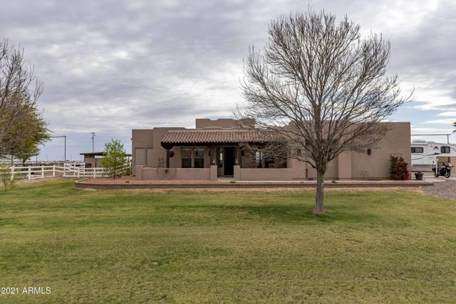 6215 S 195TH Drive, Buckeye, AZ 85326 (MLS #6213403) :: Devor Real Estate Associates