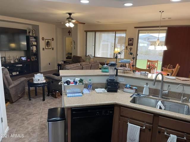 43963 W Palo Teca Road, Maricopa, AZ 85138 (MLS #6213416) :: Yost Realty Group at RE/MAX Casa Grande