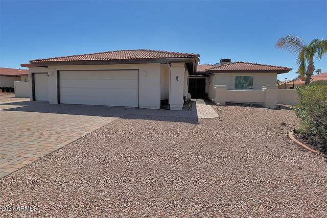 10301 E Silvertree Court, Sun Lakes, AZ 85248 (MLS #6213434) :: Yost Realty Group at RE/MAX Casa Grande