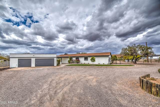 2726 N 78TH Street, Mesa, AZ 85207 (MLS #6213437) :: My Home Group