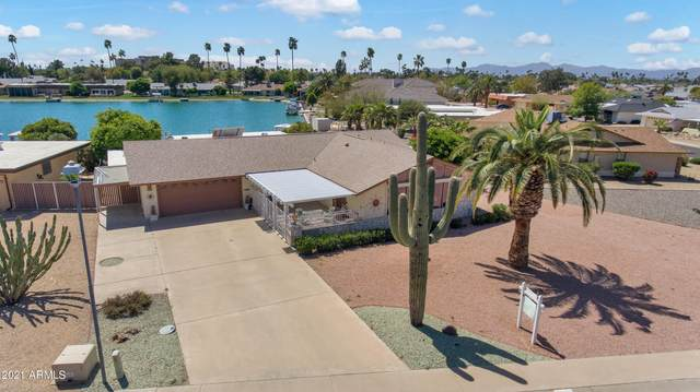 13826 N Lakeshore Point, Sun City, AZ 85351 (MLS #6213442) :: Yost Realty Group at RE/MAX Casa Grande