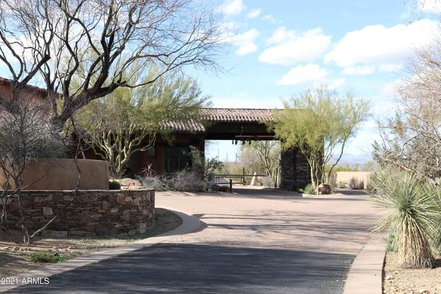 785 E Monte Vista Trail, Wickenburg, AZ 85390 (MLS #6213448) :: Yost Realty Group at RE/MAX Casa Grande