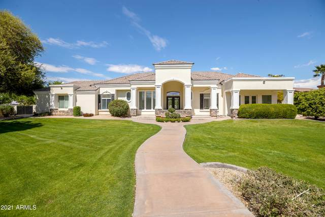 2718 E Vista Verde Court, Gilbert, AZ 85298 (MLS #6213507) :: Keller Williams Realty Phoenix