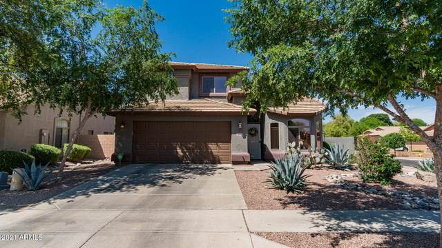 7806 S 46TH Drive, Laveen, AZ 85339 (MLS #6213512) :: Yost Realty Group at RE/MAX Casa Grande