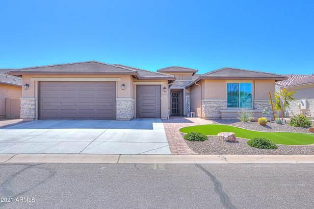 4763 W Buckskin Drive, Eloy, AZ 85131 (MLS #6213515) :: My Home Group