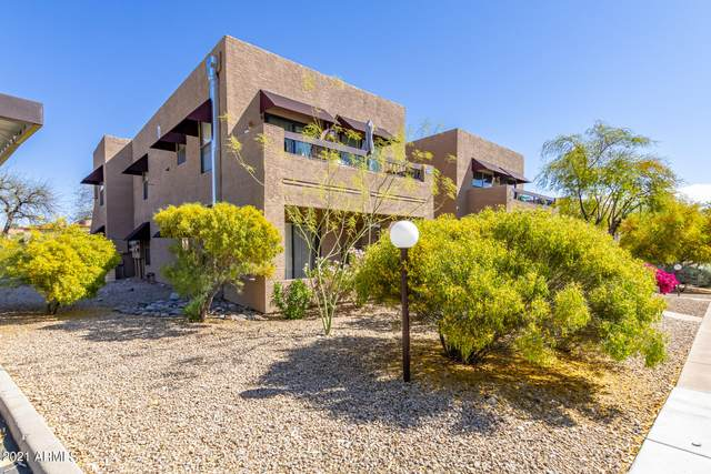 16657 E Gunsight Drive #132, Fountain Hills, AZ 85268 (MLS #6213520) :: My Home Group
