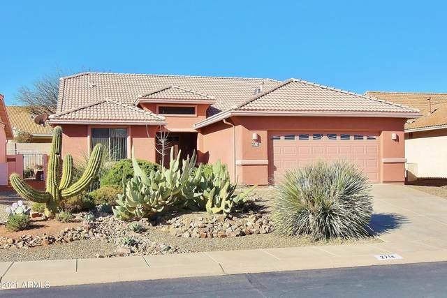 2714 Stonehenge Drive, Sierra Vista, AZ 85650 (MLS #6213541) :: Yost Realty Group at RE/MAX Casa Grande