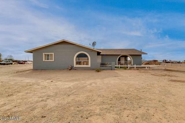 3390 S La Palma Road, Coolidge, AZ 85128 (MLS #6213574) :: Yost Realty Group at RE/MAX Casa Grande