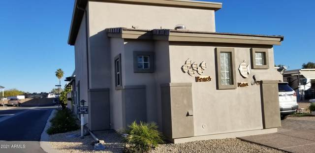 17200 W Bell Road #1797, Surprise, AZ 85374 (MLS #6213590) :: The Garcia Group